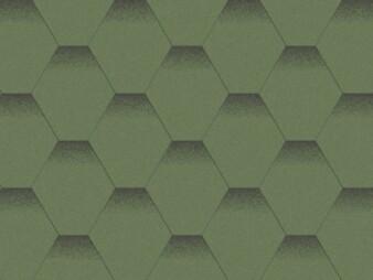 Битумная черепица «Мозаика» «Альпийский луг»