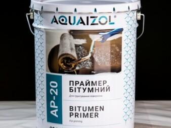 Праймер битумный Aquaizol АР-20 (ведро 20 л)