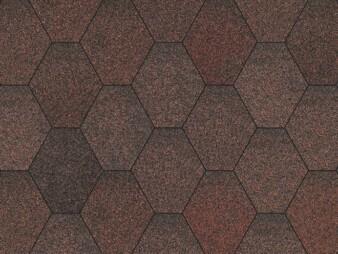 Битумная черепица «Мозаика» «Секвойя»