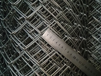 Сетка рабица Ø1.6 мм, 50х50 мм., 1.2х10 м.пог.